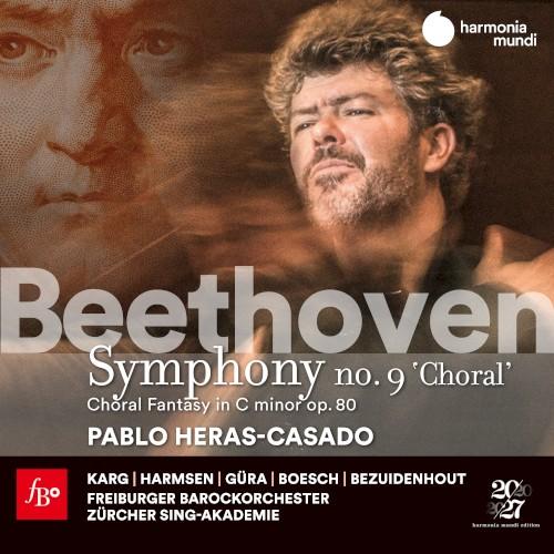"Symphony no. 9 ""Choral"" / Choral Fantasy in C minor, op. 80"