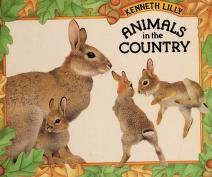 Cover of: Animals in the country | Kenneth Lilly