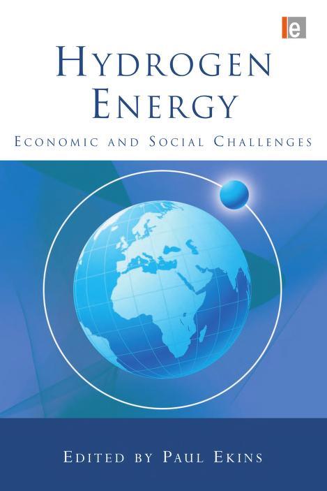 Hydrogen energy by Paul Ekins