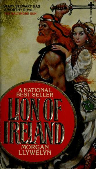 Cover of: Lion of Ireland   Morgan LLywelyn