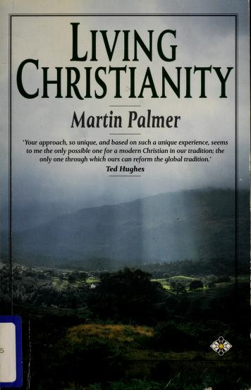 Cover of: Living Christianity | Martin Palmer