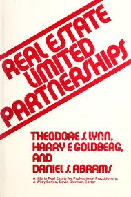 Real estate limited partnerships by Theodore S. Lynn